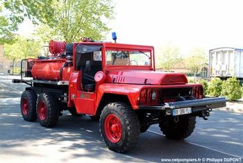<h2>Camion-citerne pour feux de forêts - Monfort-en-Chalosse - Landes (40)</h2>