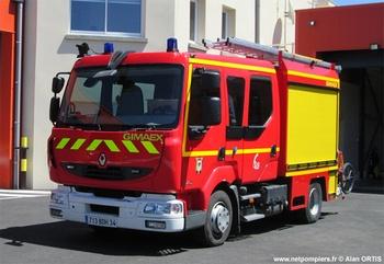 <h2>Fourgon-pompe tonne léger - Fabrègues - Hérault (34)</h2>
