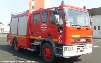 Fourgon-pompe tonne, Sapeurs-pompiers, Loir-et-Cher (41)