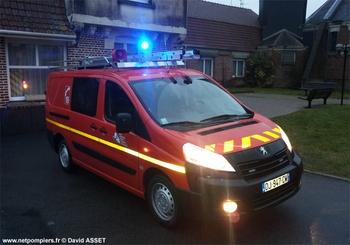 Véhicule pour interventions diverses, Sapeurs-pompiers, Pas-de-Calais (62)