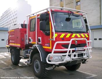 <h2>Camion-citerne pour feux de forêts - Carnac - Morbihan (56)</h2>