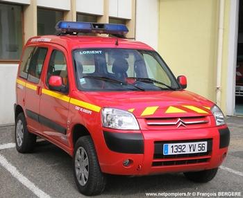 <h2>Véhicule de liaison - Lorient - Morbihan (56)</h2>