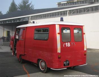 Véhicule de secours et d'assistance aux victimes, Sapeurs-pompiers, Oise (60)