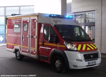 <h2>Véhicule de secours et d'assistance aux victimes - Franconville - Val-d'Oise (95)</h2>
