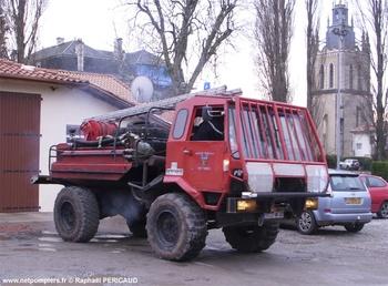<h2>Camion-citerne pour feux de forêts - Lit-et-Mixe - Landes (40)</h2>