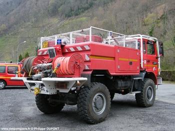 <h2>Camion-citerne pour feux de forêts - Laruns - Pyrénées-Atlantiques (64)</h2>
