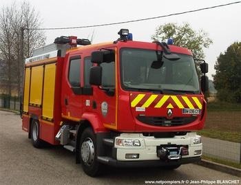 <h2>Fourgon-pompe tonne secours routier - Saint-Geoire-en-valdaine - Isère (38)</h2>