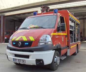 <h2>Véhicule de secours routier - Lodeve - Hérault (34)</h2>