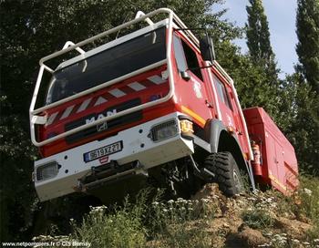 <h2>Camion-citerne pour feux de forêts - Bernay - Eure (27)</h2>