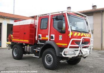 <h2>Camion-citerne pour feux de forêts - Mirepoix - Ariège (09)</h2>