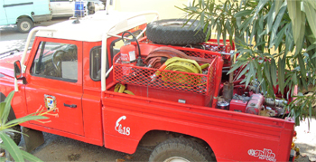 <h2>Camion-citerne pour feux de forêts léger - Saint-Chinian - Hérault (34)</h2>