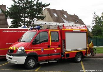 <h2>Véhicule de première intervention - Breuillet - Essonne (91)</h2>