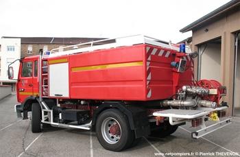 <h2>Camion-citerne d'incendie - Saint-Symphorien-sur-Coise - Rhône (69)</h2>