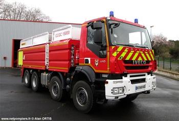 <h2>Camion-citerne de grande capacité - Montagnac - Hérault (34)</h2>