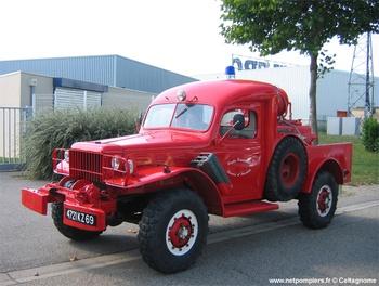 <h2>Camion-citerne pour feux de forêts - Les Filatures - Rhône (69)</h2>