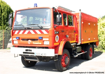 <h2>Camion-citerne rural - Moreuil - Somme (80)</h2>
