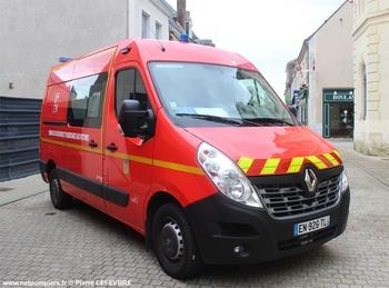 Véhicule de secours et d'assistance aux victimes, Sapeurs-pompiers, Sarthe (72)