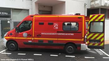 <h2>Véhicule de secours et d'assistance - Saint-Martin-d'Hères - Isère (38)</h2>