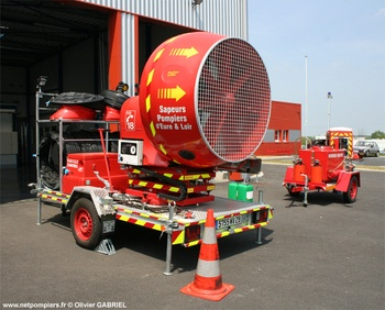 <h2>Remorque ventilateur grand débit - Chartres - Eure-et-Loir (28)</h2>