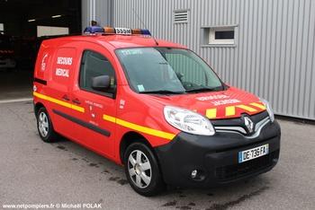 <h2>Véhicule radio médicalisé - Montigny-les-Metz - Moselle (57)</h2>