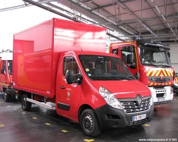Véhicule de transport, Sapeurs-pompiers, Yvelines (78)