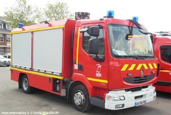 Véhicule de secours routier, Sapeurs-pompiers, Calvados (14)