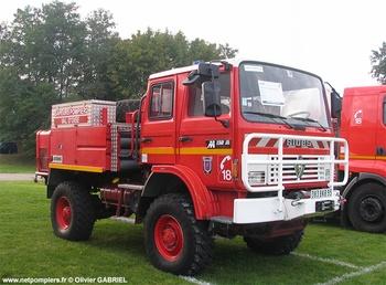 <h2>Camion-citerne pour feux de forêts - Goussainville - Val-d'Oise (95)</h2>