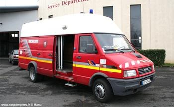 <h2>Véhicule de sauvetage déblaiement - Cazères - Haute-Garonne (31)</h2>