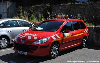 Véhicule radio médicalisé, Sapeurs-pompiers, Vaucluse (84)