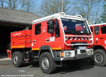 <h2>Camion-citerne pour feux de forêts - Henrichemont - Cher (18)</h2>