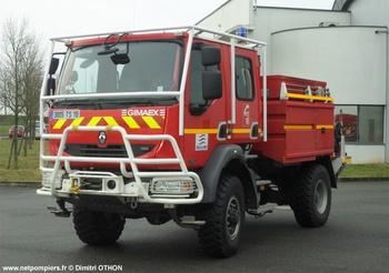 <h2>Camion-citerne pour feux de forêts - Bourges - Cher (18)</h2>
