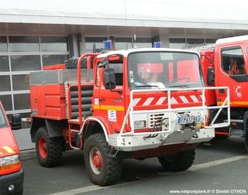<h2>Camion-citerne pour feux de forêts - Charost - Cher (18)</h2>