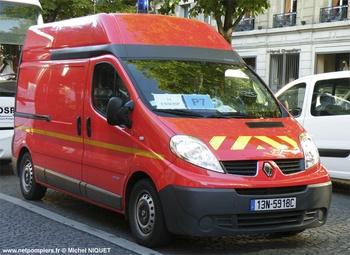 Véhicule de transport, Sapeurs-pompiers, Bouches-du-Rhône (13)