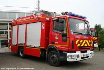 <h2>Véhicule de secours routier - Magnanville - Yvelines (78)</h2>