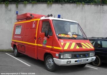 <h2>Véhicule de protection et de sécurité - Etival-Clairefontaine - Vosges (88)</h2>