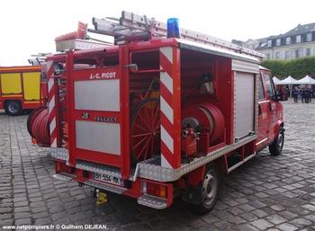 Véhicule de première intervention, Sapeurs-pompiers, Oise (60)