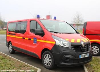 Véhicule de transport de personnel, Sapeurs-pompiers, Loiret (45)