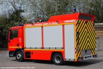 <h2>Véhicule de secours routier - Lognes - Seine-et-Marne (77)</h2>