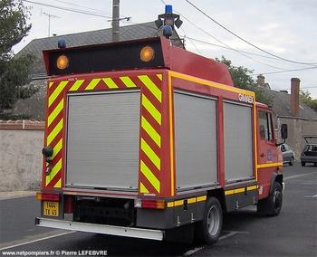 Véhicule de secours routier, Sapeurs-pompiers, Loiret (45)