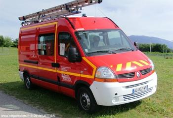 Véhicule pour interventions diverses, Sapeurs-pompiers, Haute-Savoie (74)