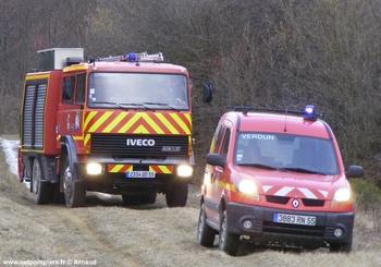 <h2>Fourgon-pompe tonne - Consenvoye - Meuse (55)</h2>