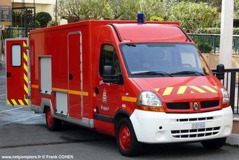 <h2>Véhicule pour interventions diverses - Monaco (99)</h2>