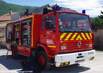 <h2>Véhicule de sauvetage déblaiement - Epagny - Haute-Savoie (74)</h2>