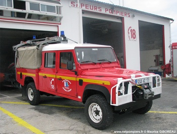 Véhicule pour interventions diverses, Sapeurs-pompiers, Charente-Maritime (17)