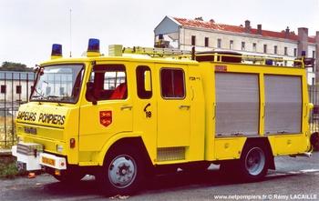 Véhicule de secours routier, Sapeurs-pompiers, Seine-Maritime