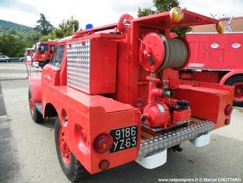 <h2>Camion-citerne pour feux de forêts léger - Tallende - Puy-de-Dôme (63)</h2>