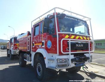 <h2>Camion-citerne pour feux de forêts - Sécurité civile (DSCGR)</h2>