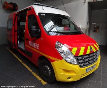 Véhicule de secours et d'assistance aux victimes, Sapeurs-pompiers, Haut-Rhin (68)