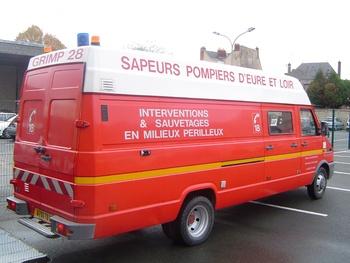 <h2>Véhicule pour interventions en milieu périlleux - Chartres - Eure-et-Loir (28)</h2>