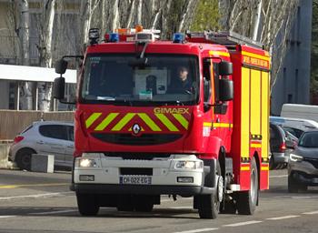<h2>Fourgon-pompe tonne secours routier - Wittenheim - Haut-Rhin (68)</h2>